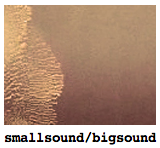 smallsound/bigsound logo UK