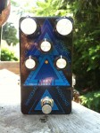 black sparkle smallsound/bigsound mini overdrive