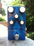 blue sparkle smallsound/bigsound mini overdrive
